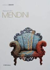 BOOK/LIVRE : ALESSANDRO MENDINI DESIGN (chair/chaise,lamp/lampe,table)