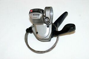 Shimano Deore LX MTB 3 Speed Trigger Shifters Left Mountain Bike Hybrid Charity!