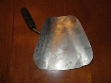 Vintage Aluminum Speed Scoop w/ Wood Handle - Popcorn, Seeds, Nails, Screws