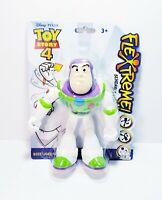 Disney Pixar Toy Story 4 Buzz Lightyear Extreme Bendable Figure Toy New Mattel