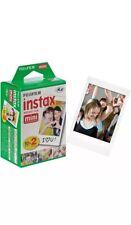 Fujifilm Instax Mini Twin Pack Picture Format Instant Film (20 Shots) 16386016