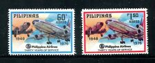 Philippines 1287-1288,MNH.Michel 1157-1158. PAL Philippines Airlines,1976.Planes