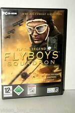 FLY THE LEGEND FLYBOYS SQUADRON GIOCO USATO PC CD EDIZIONE ITALIANA GD1 36923
