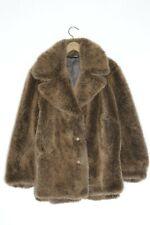 "*STUNNING* ACNE Studios  Ladies ""EDGE FUR"" PAW13 Faux fur Jacket/Coat UK12 US8"