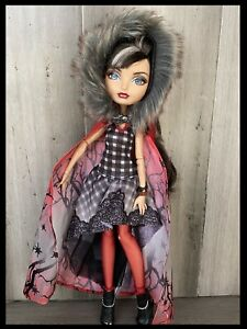 Ever After High Doll Cerise Hood Legacy Day