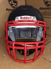 New listing USED RIDDELL YOUTH SPEED CLASSIC FOOTBALL HELMET - MEDIUM - FLAT BLACK