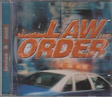 Bruton Music : Law And Order CD Music Library/Sound FASTPOST