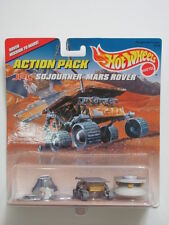 HOT WHEELS ACTION SOJOURNER MISSION TO MARS ROVER PATHFINDER - MARS PATHFINDER
