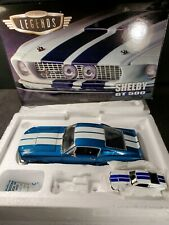 Hot Wheels Legends Shelby Mustang Cobra GT 500 1:24 1:64 Scale Diecast Model Car
