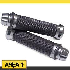 Lenkergriffe Yamaha Aerox, Yamaha Aerox 4, Aerox R (Dome/Grau)