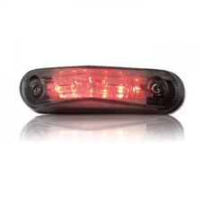 "LED-Rücklicht ""Brisk"" ohne KZB, Klarglas, Maße: B 84 mm H 22 mm T 39 mm, E-geprü"