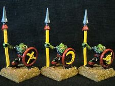 Dungeons & Dragons Miniatures Lot -  Goblin Spear Guard !! s60