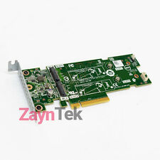 DELL 72WKY BOSS CONTROLLER CARD PCIE 2X M.2 SLOTS