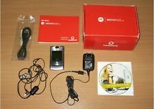 MOTOROLA MOTORAZR RAZR V3i MOBILE CELL PHONE – USED – ORIGINAL CHARGER UNLOCKED