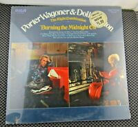 Porter Wagoner And Dolly Parton The Right Combination Burning The Midnight Oil