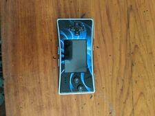 New listing Nintendo Game Boy Micro Blue Handheld Console