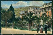 Genova Rapallo Giardini cartolina RT0509