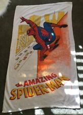 Vintage The amazing Spiderman beach towel