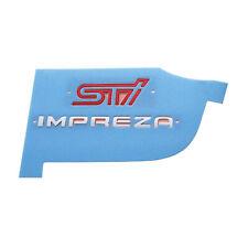 OEM 2008-2014 Subaru Impreza WRX STi Wagon Rear Emblem Nameplates NEW 93073FG050