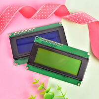 2004 20x4 Character LCD Display Module HD44780 Controller Blue/Green BlacklighCN