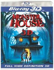 Monster House [Blu-ray 3D Version] NEW!