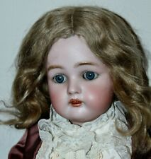 DOLLY FACE K*R SIMON & HALBIG 55  ANTIQUE Bisque Doll GERMANY