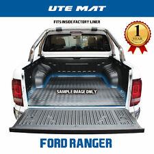 Ford Ranger PX Dual Cab Ute Mat