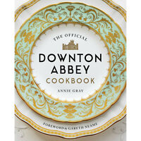Official Downton Abbey Hardcover Cookbook