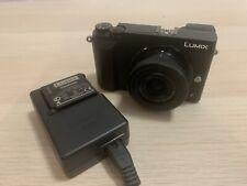 Panasonic LUMIX GX85 16 MP Digital Camera - Black (w/ 12-32 mm lens)