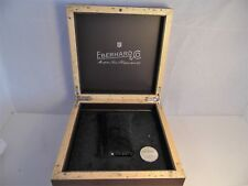 watch box Eberhard chrono 4 originale