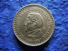 MEXICO 10 PESOS 1957, KM475
