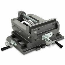 Eberth table Croisée À mouvements Fraiseuse 2axes Etau percage 125mm transversal