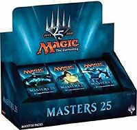 MASTERS 25 BOOSTER BOX FACTORY SEALED X2! (ENGLISH, 24 PACKS)