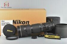 Excellent+++!! Nikon AF NIKKOR 200-400mm f/4 G ED VR