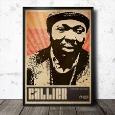 Terry Callier Folk Music Art Poster Jazz Soul