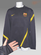 Nike Barcelone Football Club Entraînement Sweatshirts polaires Charbon M