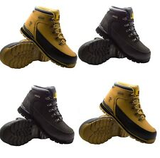 MENS LIGHTWEIGHT   SAFETY STEEL TOE CAP WORK TRAINER  HIKER BOOTS