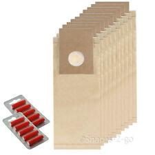 10 x Dust Bags for ELECTROLUX Boss Vacuum Hoover Z2282 Z2250 Z2255 Z2256 + Fresh