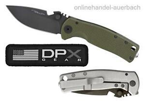 DPX GEAR DPx HEST F Urban G10 Olive Drab Taschenmesser Klappmesser Messer