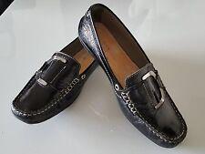 chaussure / mocassin femme pointure 38 cuir vernis