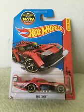 New 2013 Hot Wheels Race Two Timer