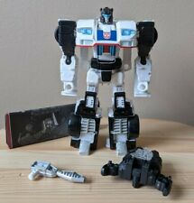 Transformers Power of the Primes - Deluxe Class Autobot Jazz - Complete Hasbro