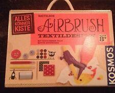 Thames & Kosmos AirBrush T-Shirt Makeover Craft Kit
