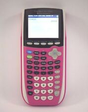 Texas Instruments Ti84 Plus C Silver Edition Graphing Calculator Pink Pre-Owned