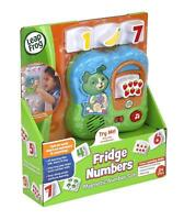 LeapFrog Fridge Numbers Magnetic Set Ages 2+ New Toy Play Boys Fruit