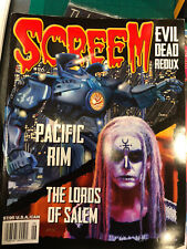 SCREEM MAGAZINE 26