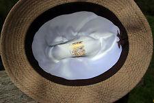 Herrenhut Coney Gr.60 beige gemustert Baumwolle stylisch wieder modern