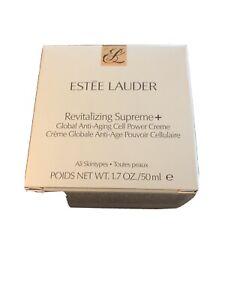 Estee Lauder Revitalizing Supreme+ Global Anti-Aging Cell Power Creme 1.7 / 50ml
