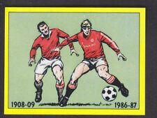 Panini - Football 87 - # 401 Manchester United Kits