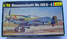 Heller No 229  Messerschmitt Me 109 K-4  1:72  with extra Eagle Strike Decals